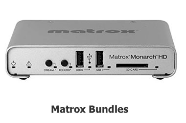 Shop Matrox Monarch bundles