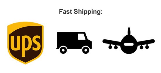 Worldwide shipping with UPS