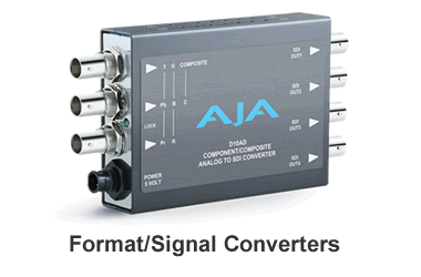 Signal/Format Converters