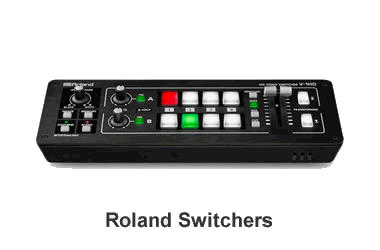 Roland Switchers
