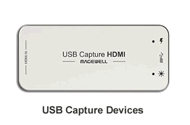 USB Capture Devices