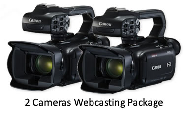 2 camera  bundle
