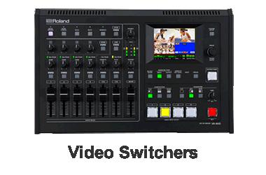 A/V HD/4K Mixers