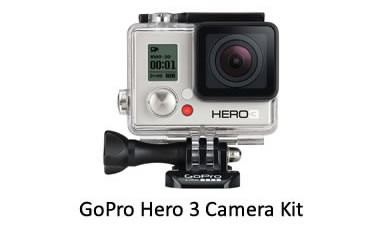 GoPro Camera Kit