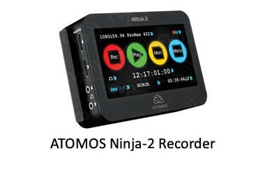 ATOMOS Ninja-2 SSD Recorder