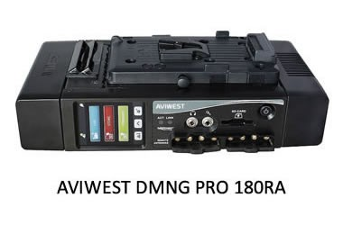 AVIWEST DMNG Pro 180RA