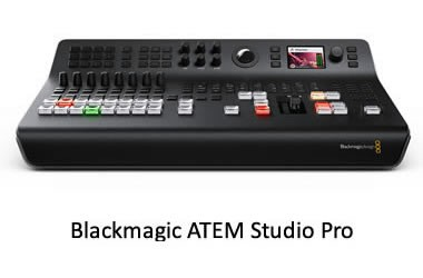 Blackmagic Studio Pro HD Kit