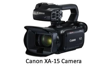 Canon XA35 Camera