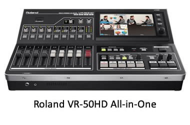 Roland VR-50HD Kit
