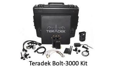 Teradek Bolt-3000 set