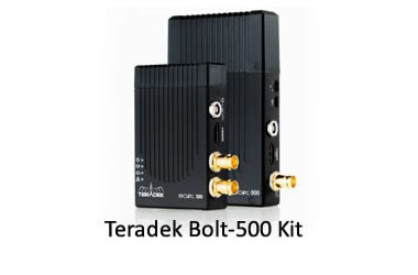 Teradek Bolt-500 set