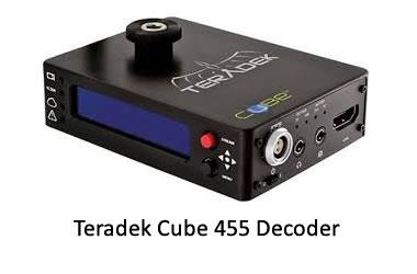 Teradek Cube 755 Decoder Kit