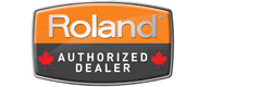 Roland Pro Authorized Dealer