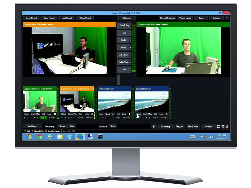 vMix Pro Live Video Software
