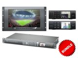 Blackmagic Production Studio 4K Basic Bundle