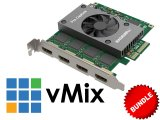 4-Input HDMI Capture + vMix Bundle
