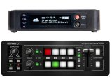 Roland V-1HD Video Switcher with Teradek Vidiu Pro Bundle