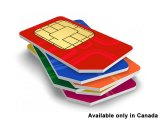 LTE SIM Cards with Service - Rental