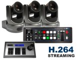 Roland V-1SDI with 3x PTZ Cameras Bundle