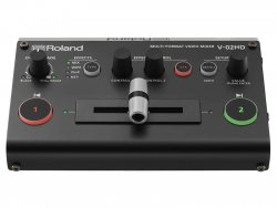 Roland V-02HD Video Mixer PAC 2