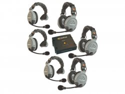 Eartec ComSTAR Com-Center XT-6