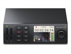 Blackmagic HyperDeck Studio Mini - Rental