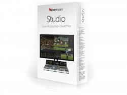 Livestream Studio™ Software