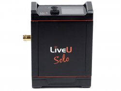 LiveU Solo with LTE Service - Rental