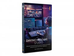 Blackmagic Design DaVinci Resolve 15 Studio (Activation Card)