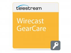 Wirecast GearCare plan