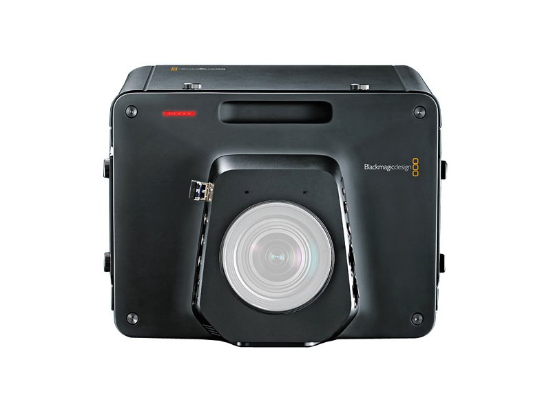 Blackmagic Studio Camera HD front view