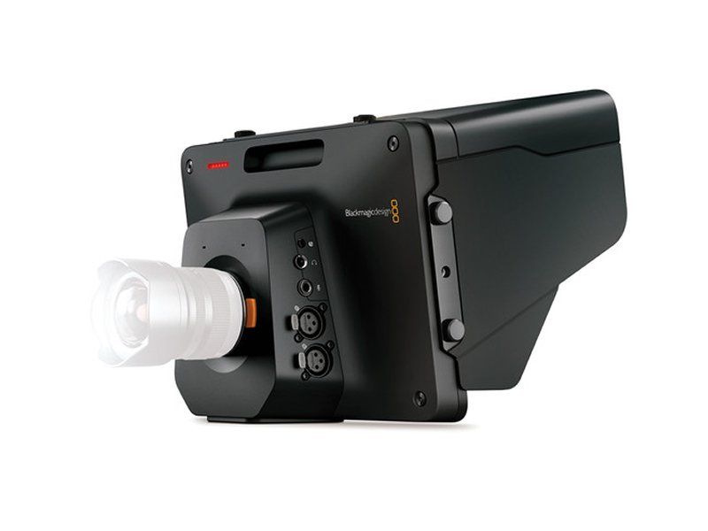 Blackmagic Studio Camera 4K side view