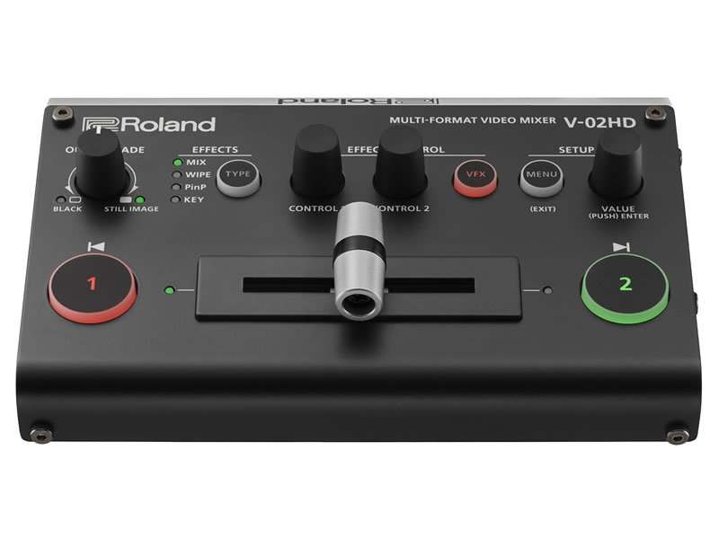 Roland V-02HD Video Mixer