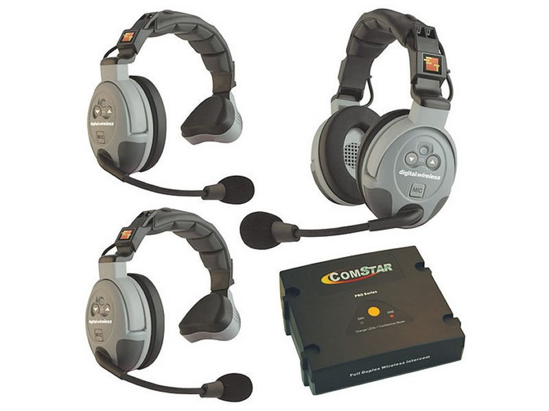 Eartec ComSTAR Com-Center XT-3
