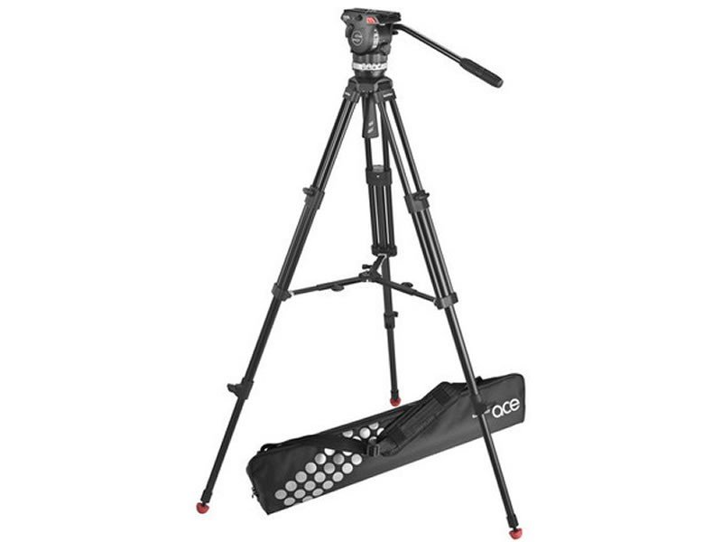 Manfrotto tripod (included)