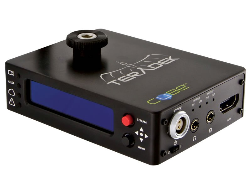 Teradek Cube 455 HDMI Decoder with Wi-Fi