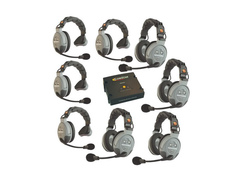 Eartec ComSTAR Com-Center XT-8