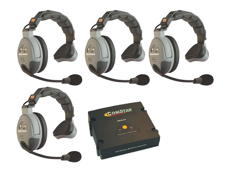 Eartec ComSTAR Com-Center XT-4