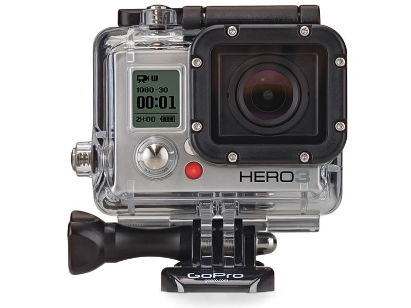 GoPro 3 Hero Camera Kit - Rental