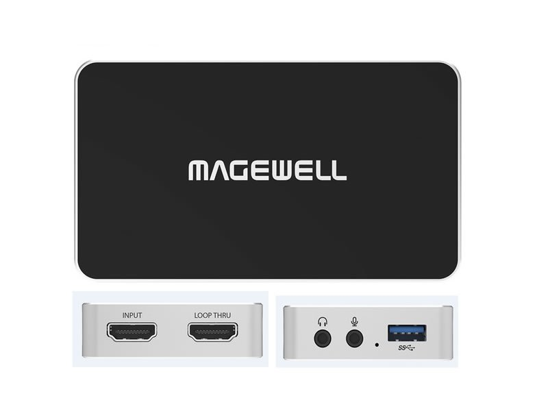 Magewell HDMI 4K to USB Capture - Rental