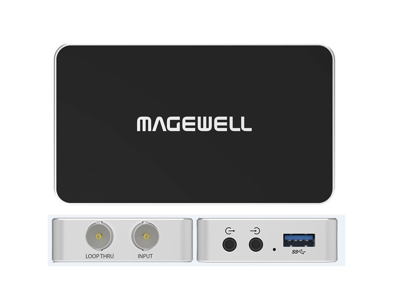 Magewell HDSDI Plus to USB Capture - Rental