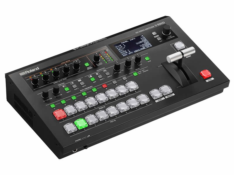 Roland V-60HD Switcher