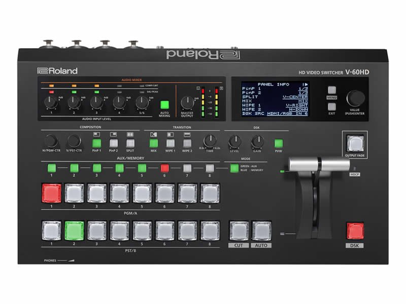 Roland V-60HD Switcher - Rental